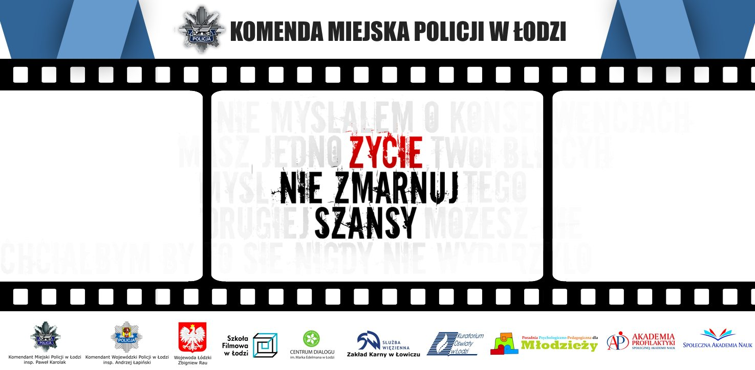 "Polish project ""You have one life - don't waste the opportunity!"""