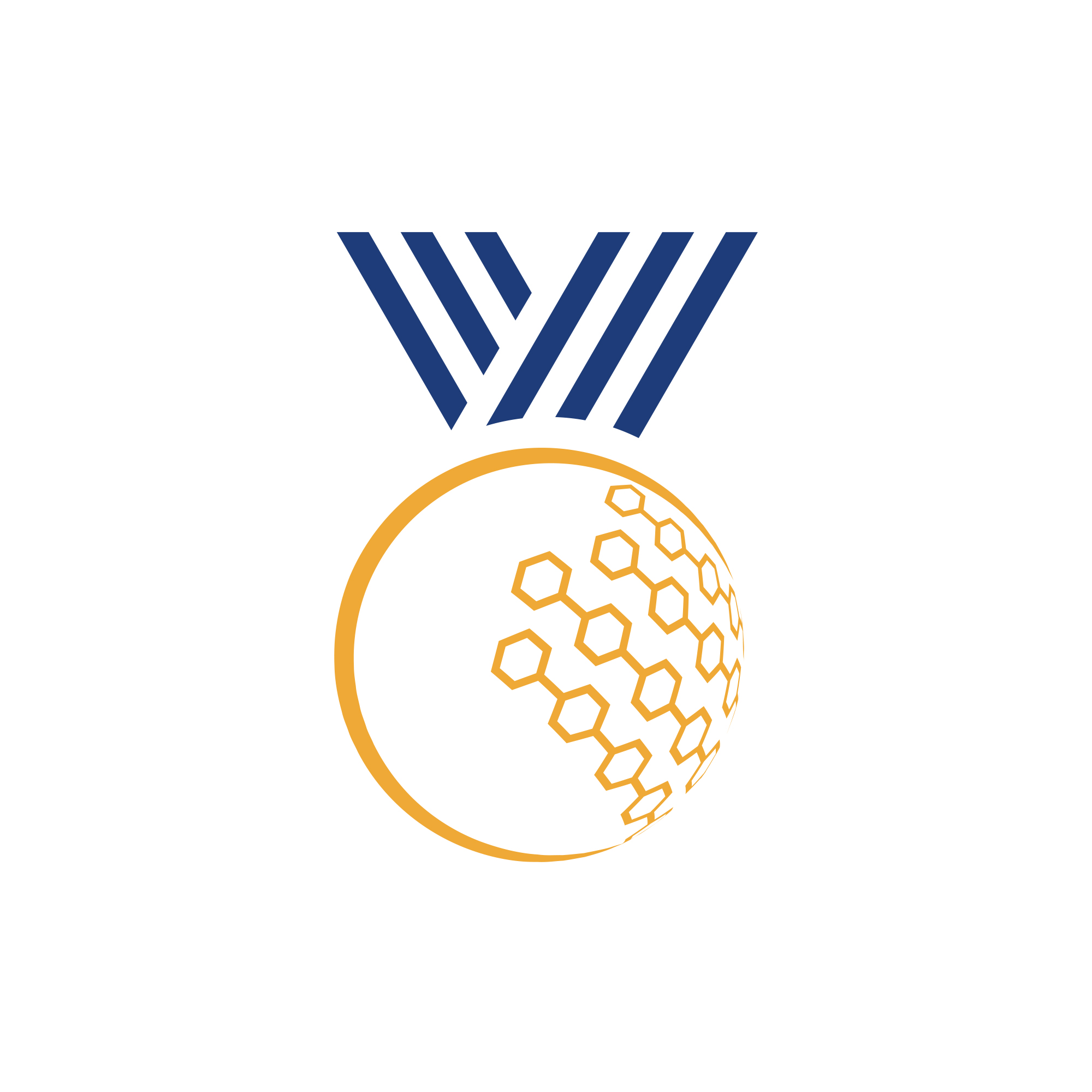 ECPA medal gold