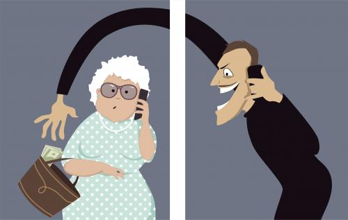 EUCPN Thematic Paper no. 10 - Organised Crime Targeting Elderly People